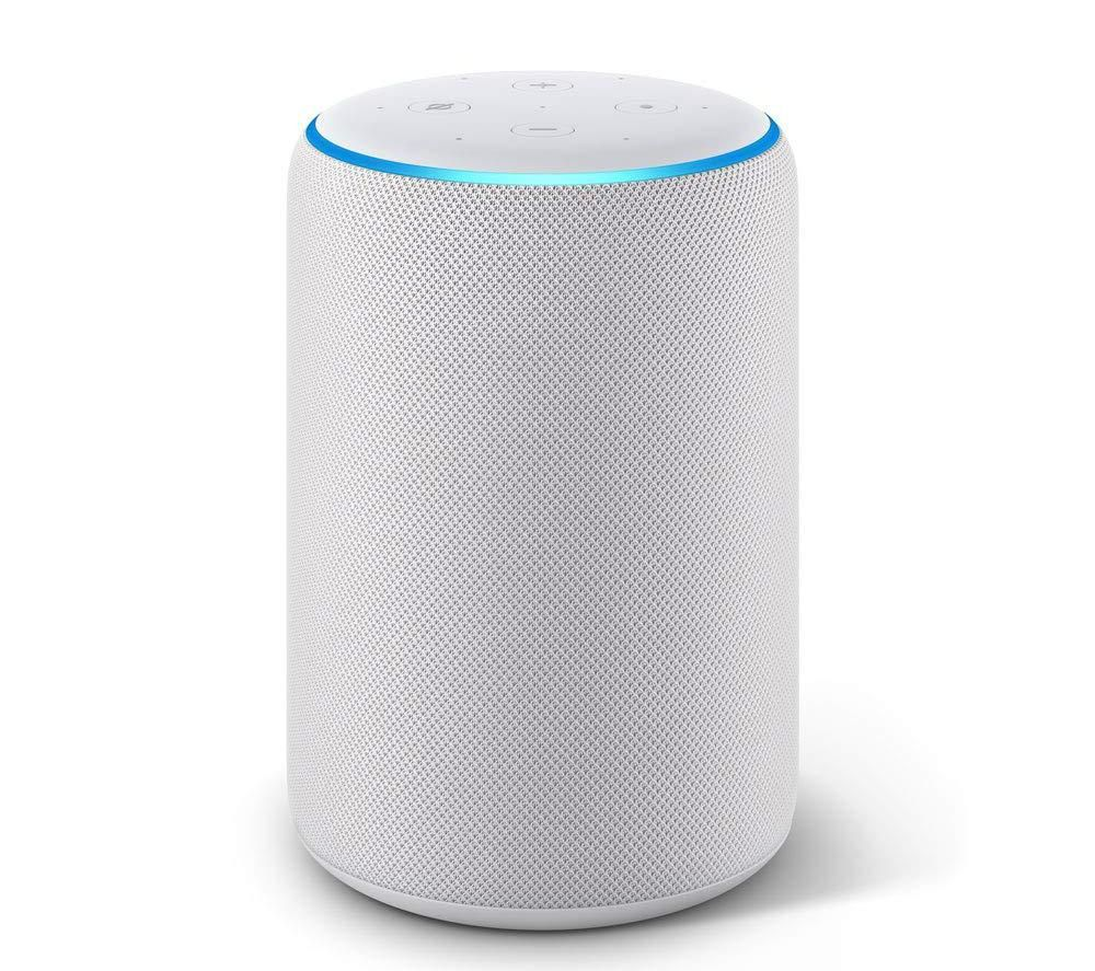 Amazon Echo Plus (2018) - White, White