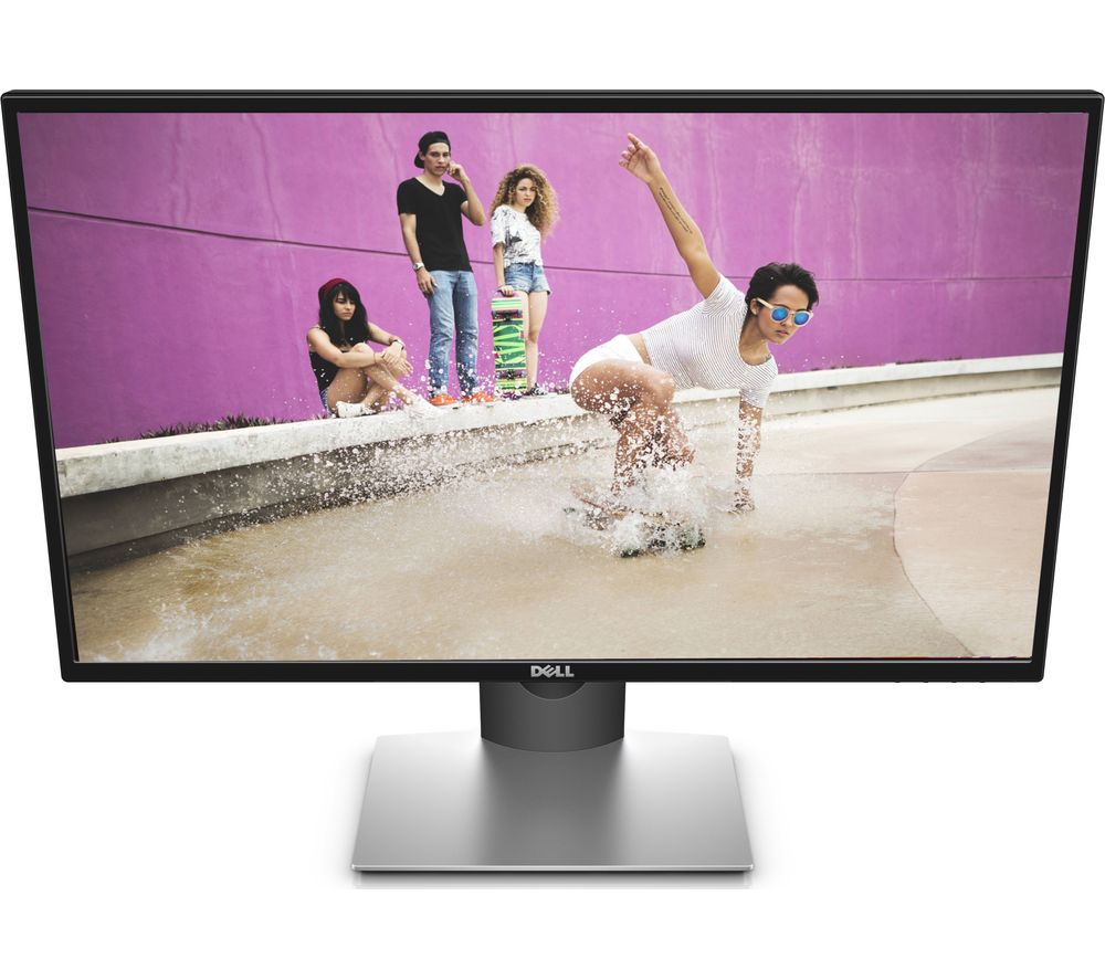 DELL SE2717H Full HD 27 inch LED Gaming Monitor - Black