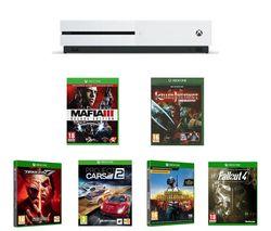 MICROSOFT Xbox One S - 1 TB