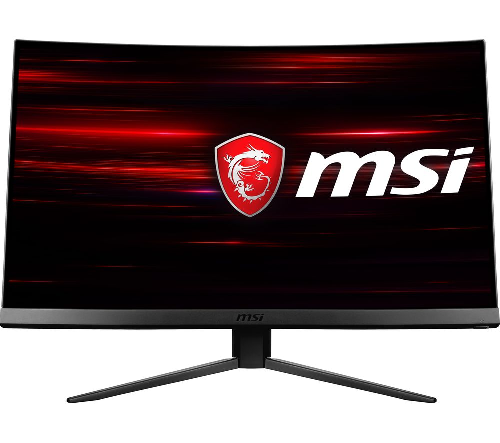 "MSI Optix MAG271C Full HD 27"" Curved LED Gaming Monitor - Black"