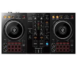 DDJ-400 2-channel DJ Controller - Black