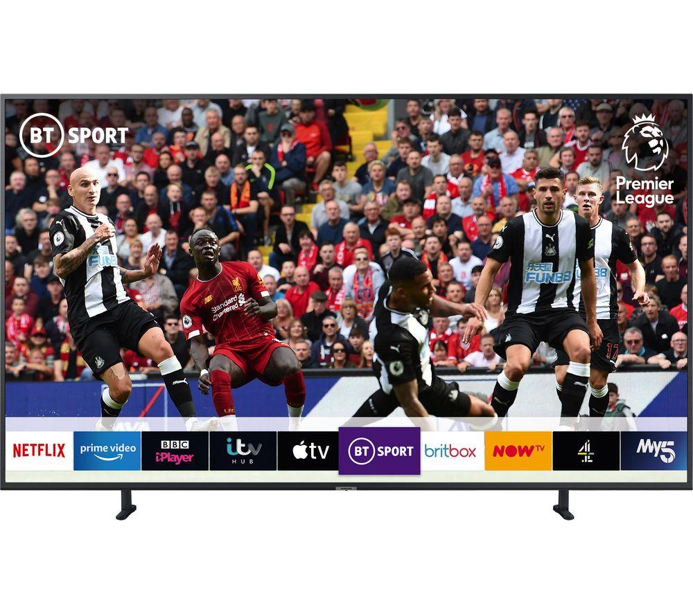 "SAMSUNG UE49RU8000TXXU 49"" Smart 4K Ultra HD HDR LED TV with Bixby"