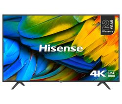 "HISENSE H43B7100UK 43"" Smart 4K Ultra HD HDR LED TV"