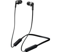 HA-FX45BT-BE Wireless Bluetooth Earphones - Black