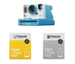 OneStep 2 Viewfinder Instant Camera Everything Box - Summer Blue