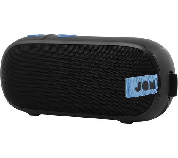 Black Hang Around Portable Bluetooth Speaker JAM