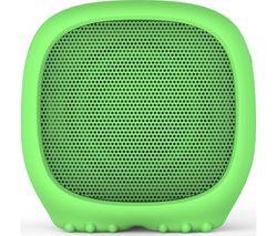 KITSOUND Boogie Buddy Portable Bluetooth Speaker - Dinosaur, Green