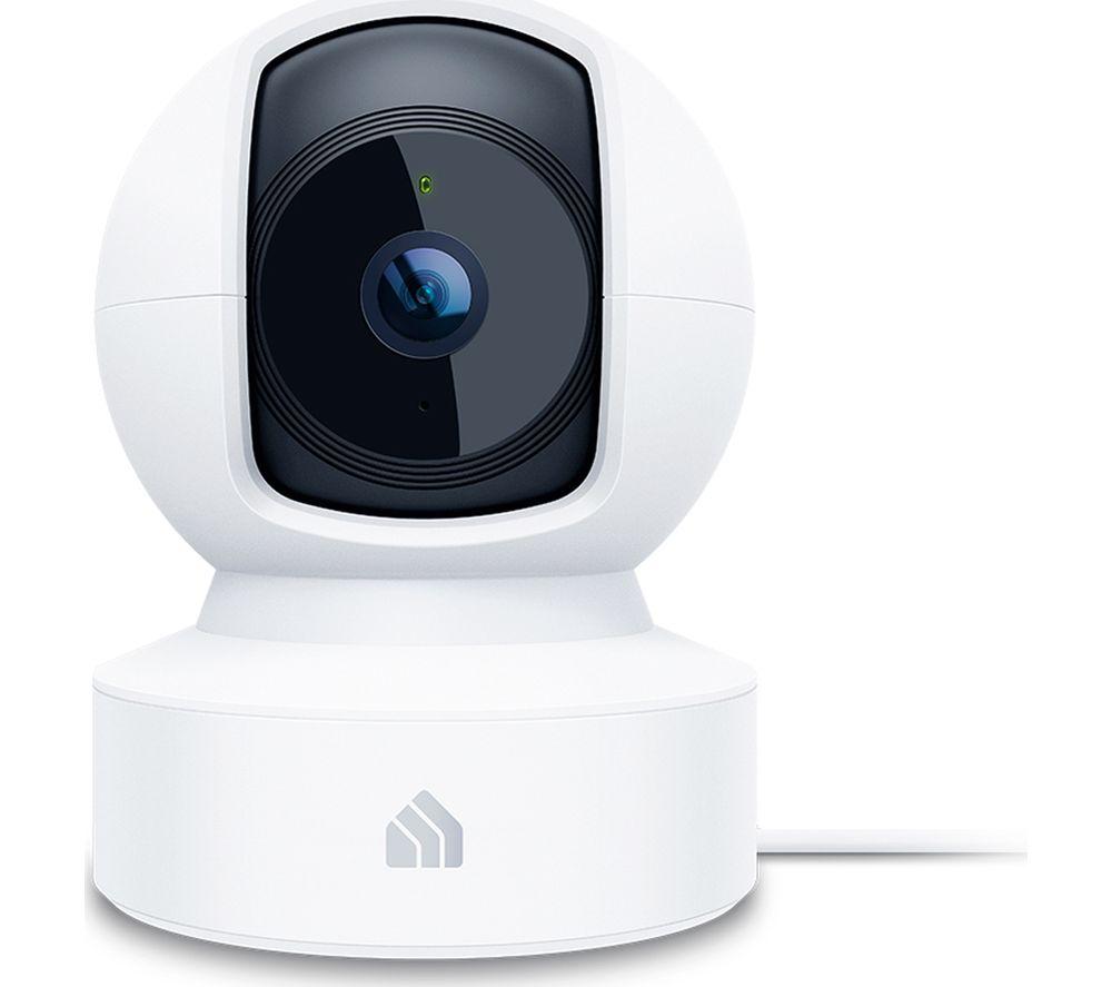 TP-LINK Kasa Spot Pan Tilt KC110 Full HD 1080p WiFi Security Camera