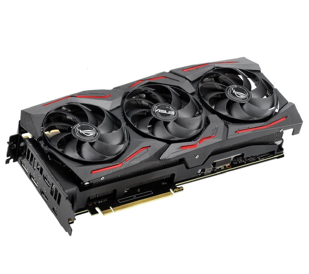 Image of ASUS GeForce RTX 2070 Super ROG Strix OC Graphics Card