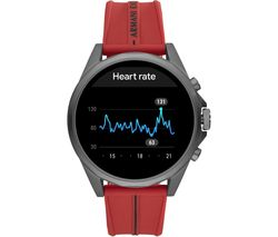 AXT2006 Smartwatch - Red, Universal