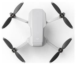 Mavic Mini Drone with Controller - Light Grey