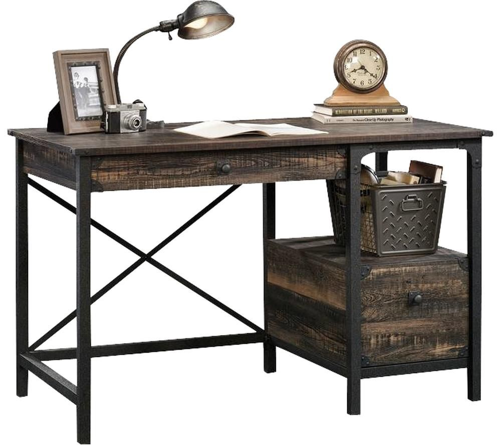 TEKNIK Gorge Desk - Carbon Oak