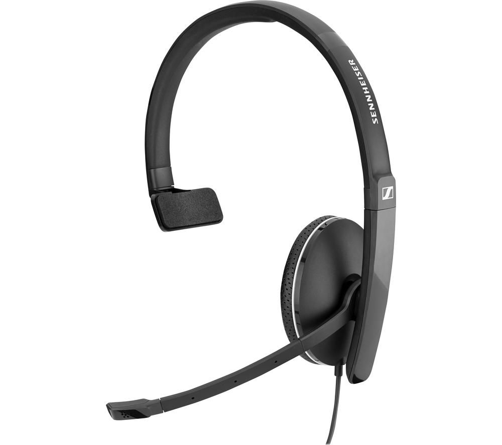 Image of SENNHEISER Adapt SC 135 Headset - Black, Black