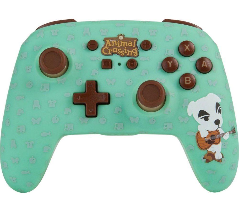 POWERA Nintendo Switch Wireless Controller - Animal Crossing