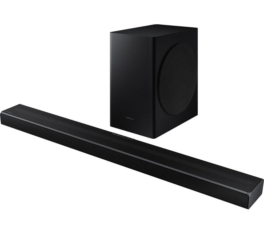 SAMSUNG Q60T/XU 5.1 Wireless Sound Bar with DTS Virtual:X