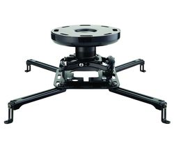 VisionMount VP1-B1 Ceiling Projector Mount - Black
