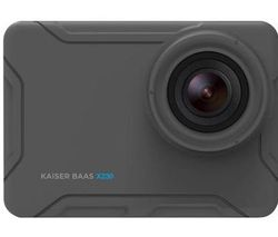 X230 Action Camera - Black