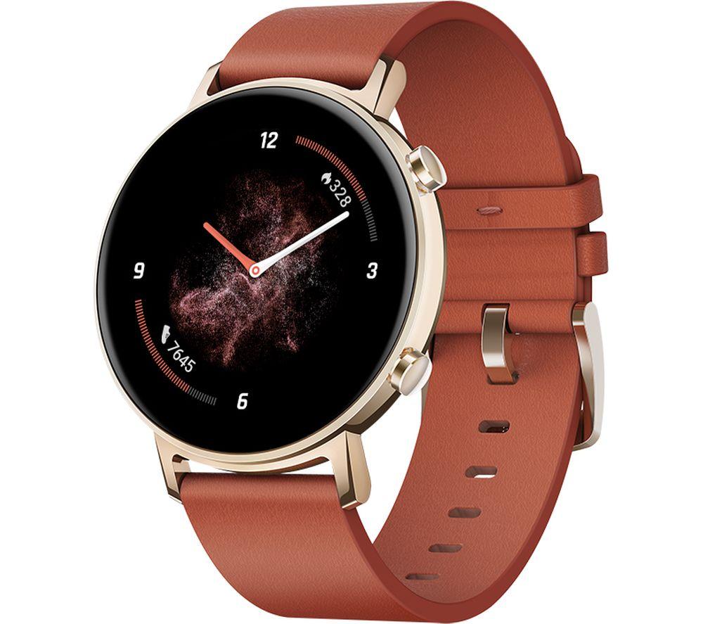 HUAWEI Watch GT 2 - Red, 42 mm