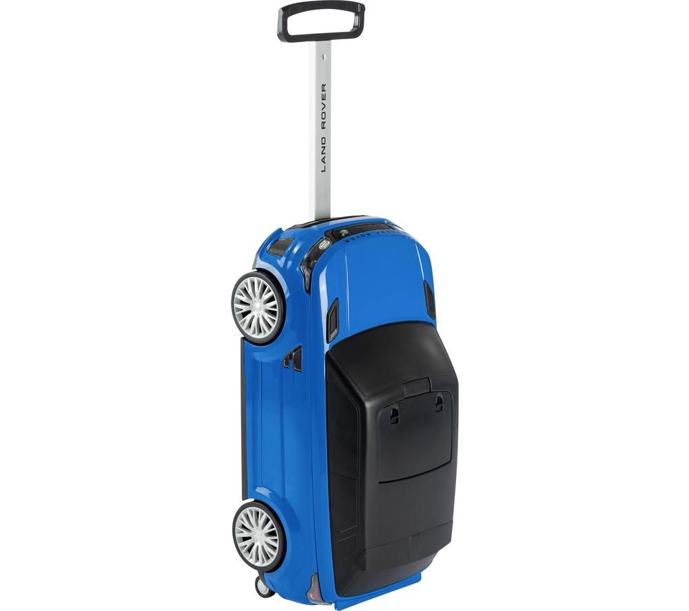 TOYRIFIC TY6108BL Vroom Range Rover Sport SVR Ride On Suitcase - Blue
