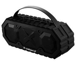 Typhoon Series Portable Bluetooth Speaker - Black
