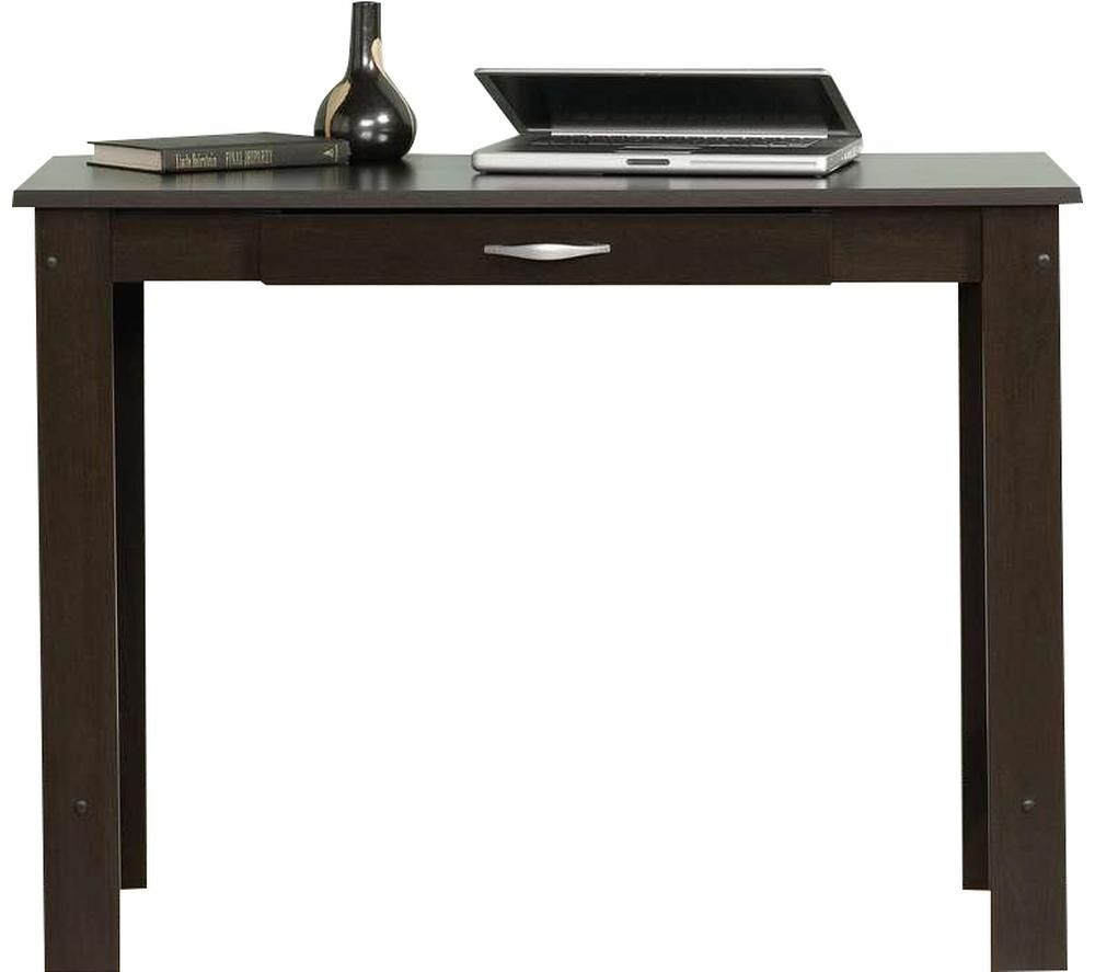 TEKNIK 5412885 Writing Desk - Brown, Brown
