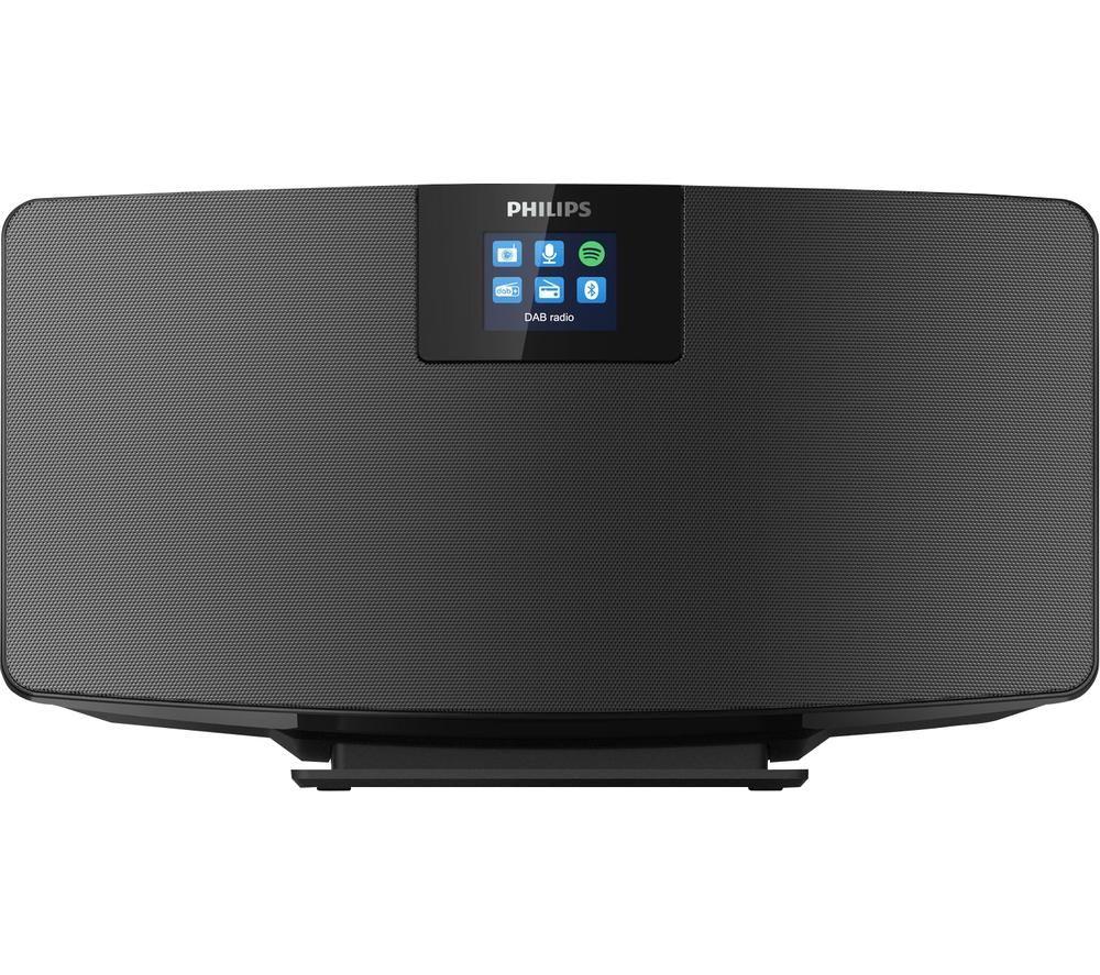 Image of PHILIPS TAM2805/10 DABﱓ Smart Bluetooth Radio - Black, Black