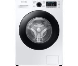 ecobubble WW90TA046AE/EU 9 kg 1400 Spin Washing Machine - White