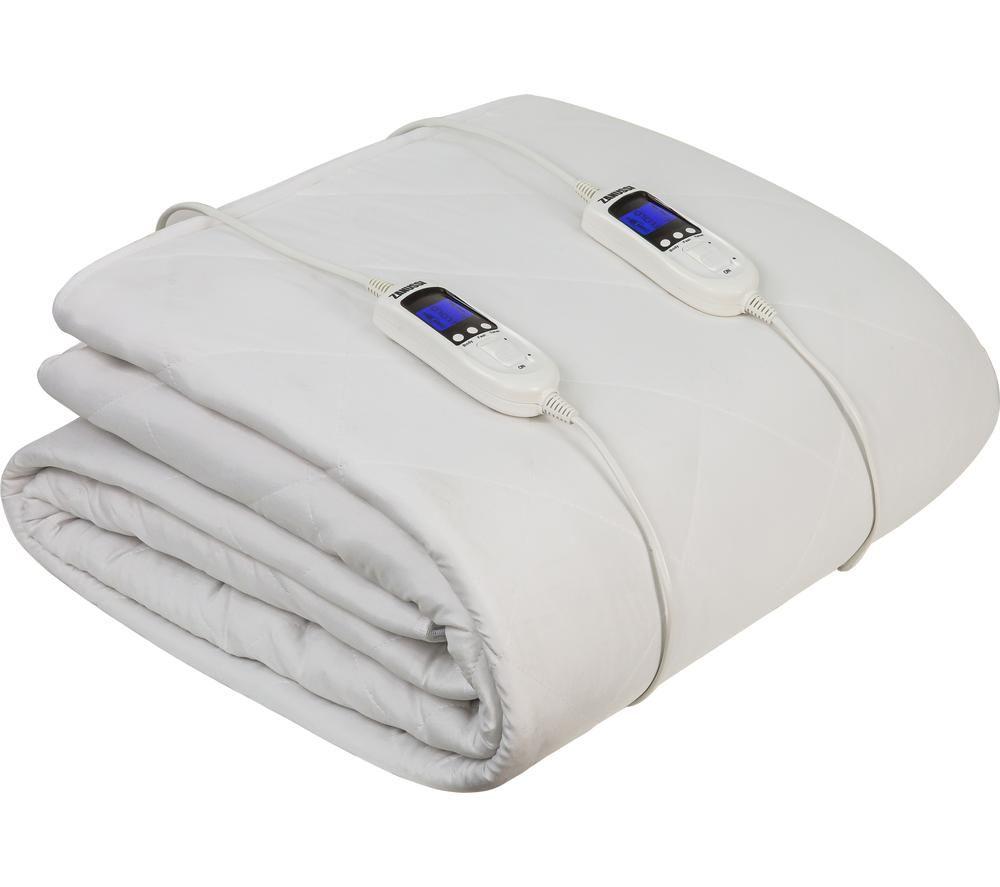 ZANUSSI ZESB7003 Electric Blanket - Kingsize