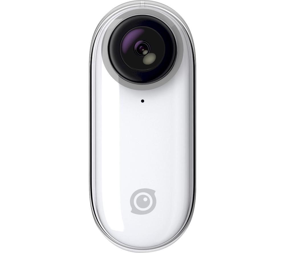 Insta360 Go Full HD Action Camera - White