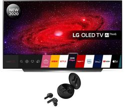 LG OLED48CX6LB 48