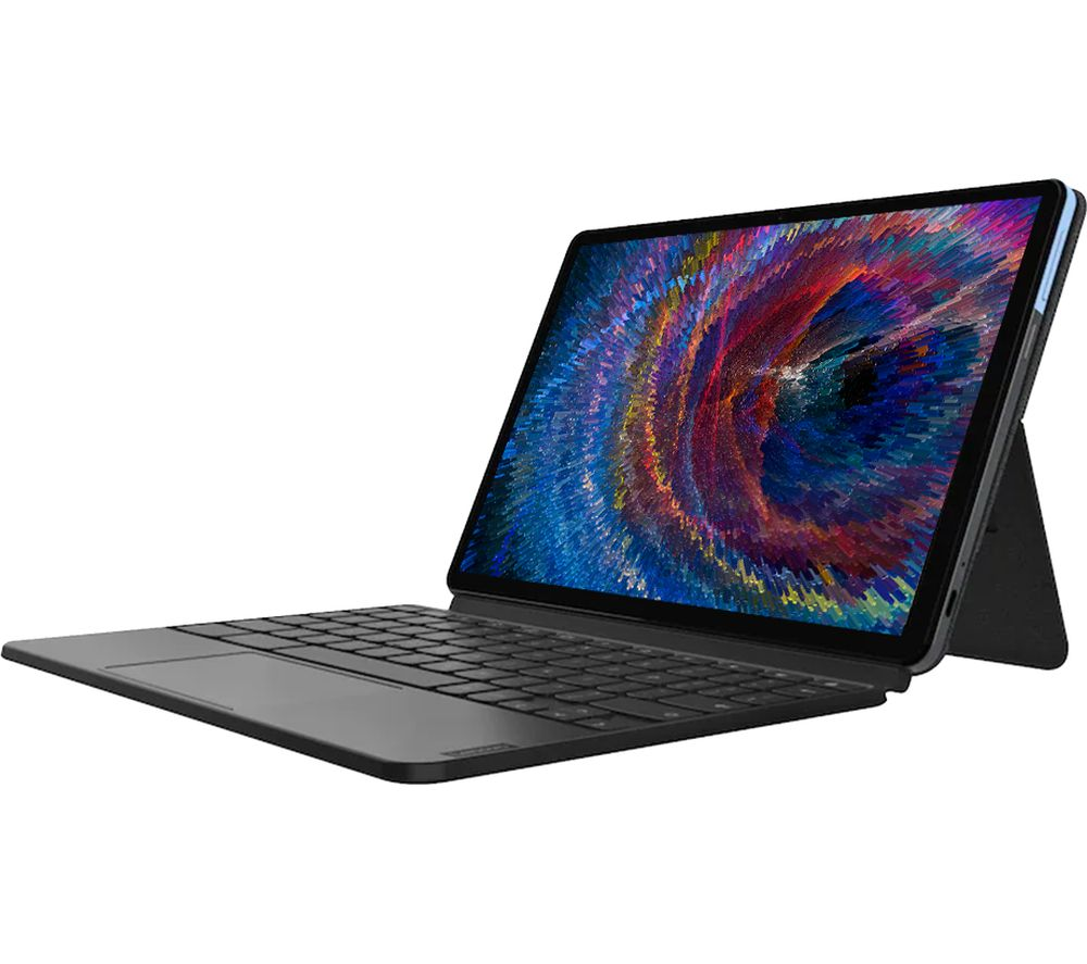 "LENOVO IdeaPad Duet 3i 10.3"" 2 in 1 Laptop - Intel® Celeron®, 64 GB eMMC, Grey"