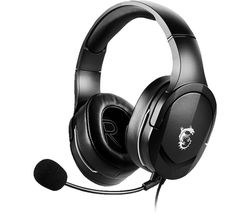 Immerse GH20 Gaming Headset - Black