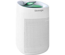 48849 Air Dehumidifier & Purifier - White