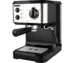 ZES-1545 Coffee Machine - Silver