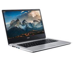 """Aspire 3 A314-22 14"""" Laptop - AMD Ryzen 3, 128 GB SSD, Silver"""
