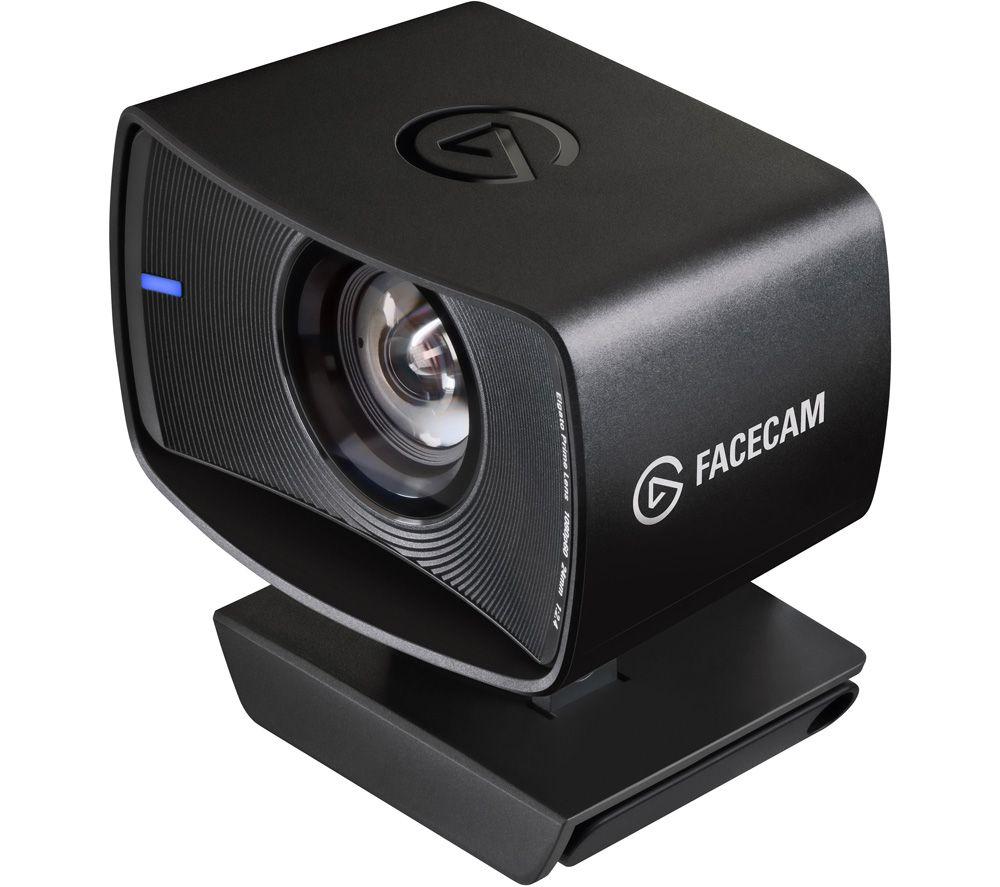 ELGATO Facecam Full HD Streaming Webcam