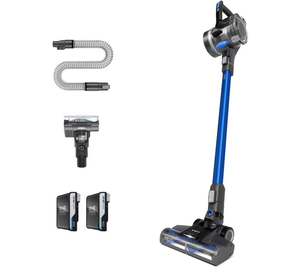 VAX Blade 4 Dual Pet & Car CLSV-B4DC Cordless Vacuum Cleaner - Blue