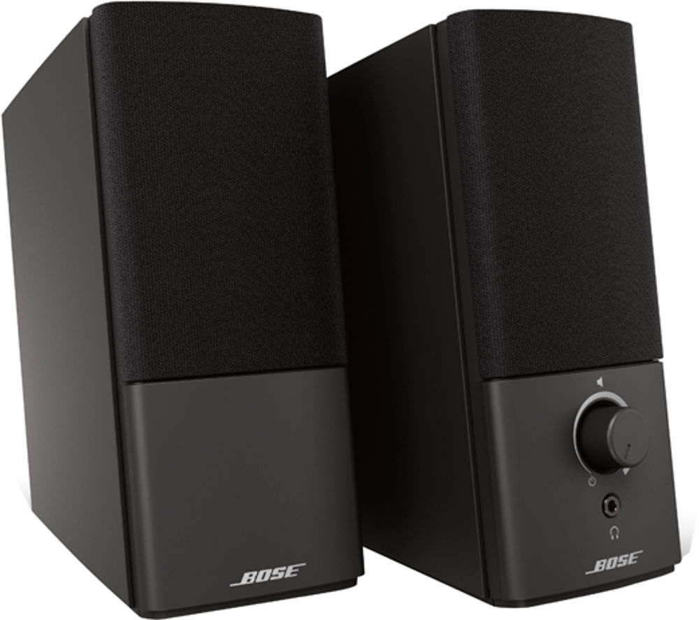 Cheapest price of Bose Companion 2 Series III 2 PC Speakers in new is £82.00