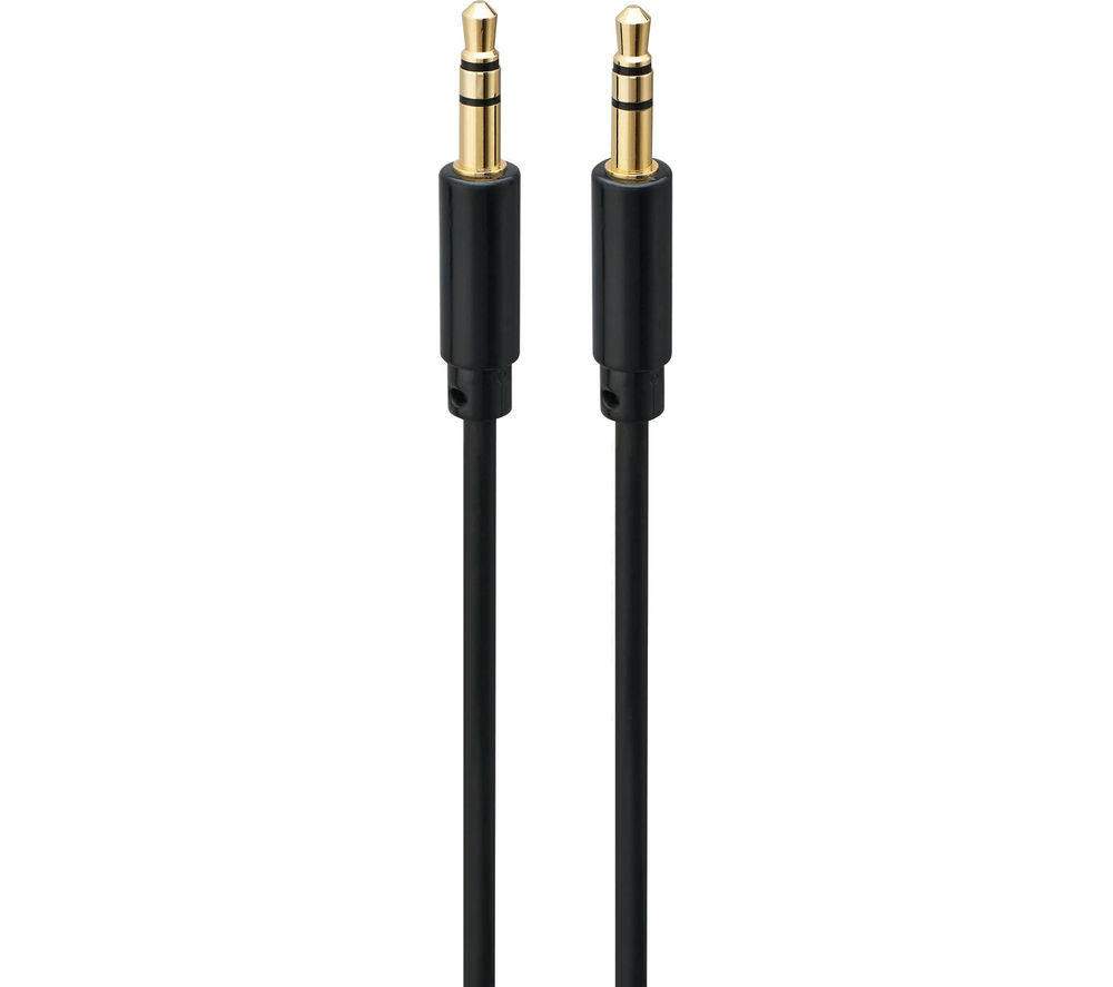 LOGIK L15SAC15 Audio Cable - 1.5 m