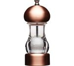 MASTER CLASS 14.5 cm Filled Capstan Salt Mill - Copper