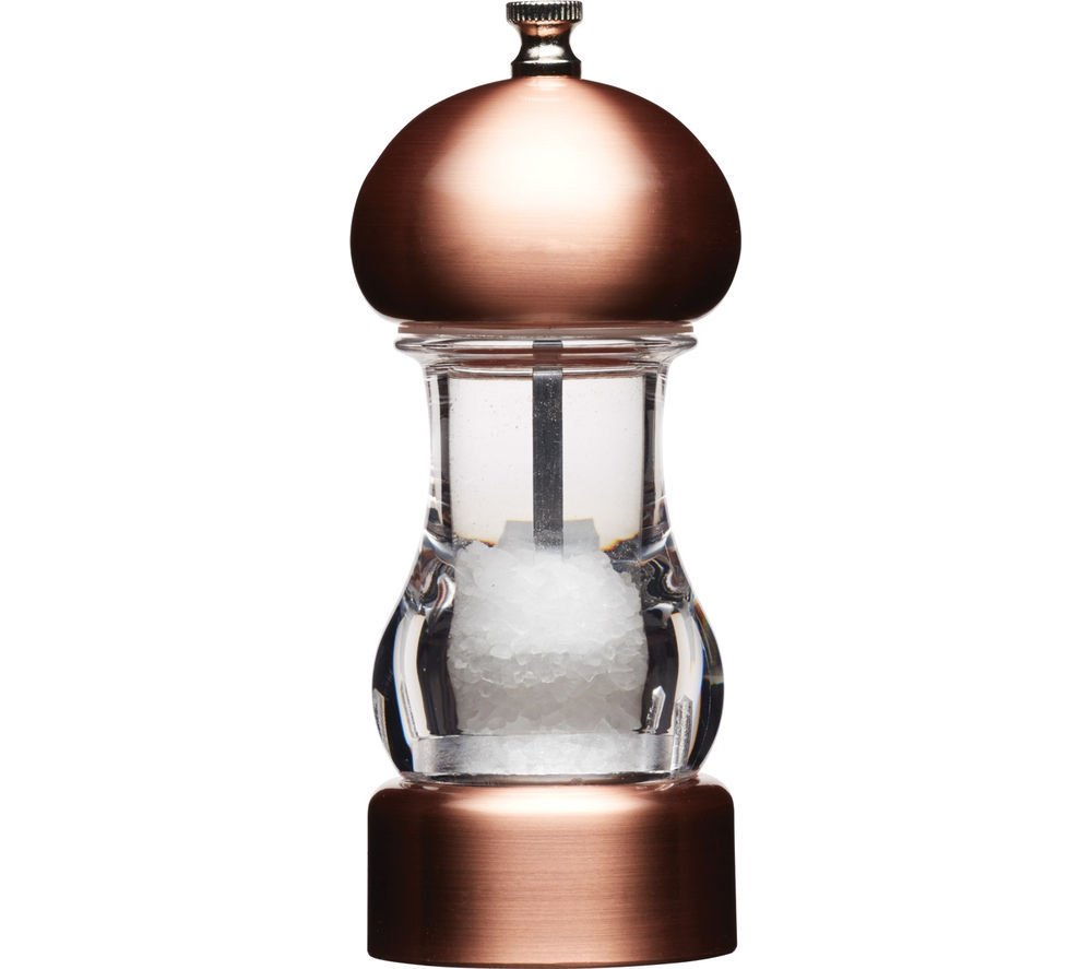 Compare prices for Master CLASS 14.5 cm Filled Capstan Salt Mill Copper