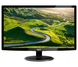 "ACER S242HLDBID Full HD 24"" LED Monitor"