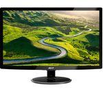 "ACER S242HLDBID Full HD 24"" LED Monitor"