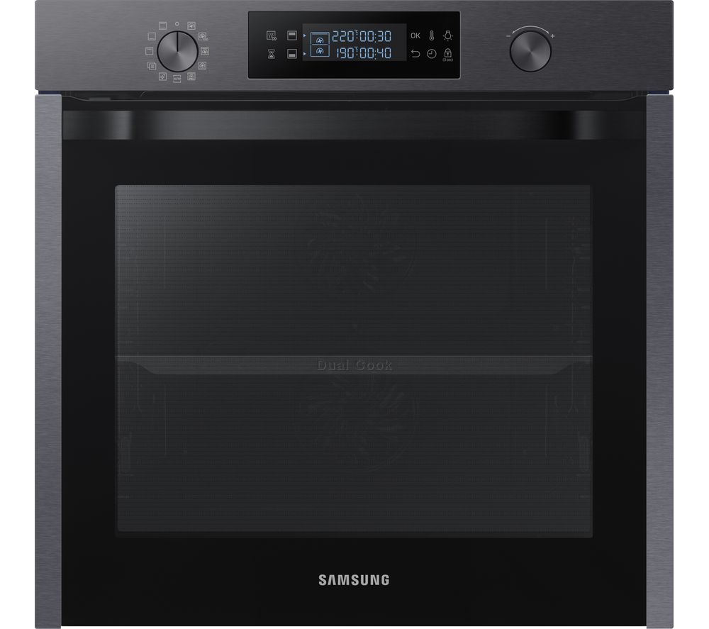 SAMSUNG NV75K5571 Electric Oven - Black