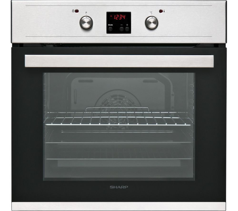 SHARP K-61D27IM1 Electric Oven - Stainless Steel, Stainless Steel