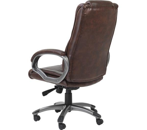 ALPHASON Northland Leather Reclining Executive Chair - Brown  sc 1 st  PC World & ALPHASON Northland Leather Reclining Executive Chair - Brown Deals ... islam-shia.org