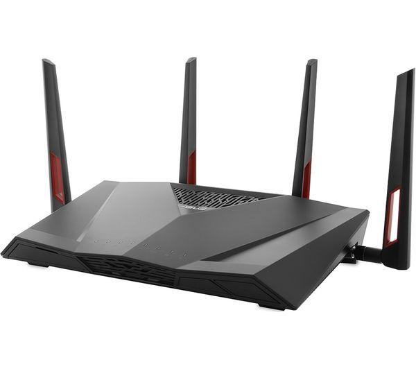 Buy Asus Dsl Ac88u Wifi Modem Router Ac 3100 Dual Band