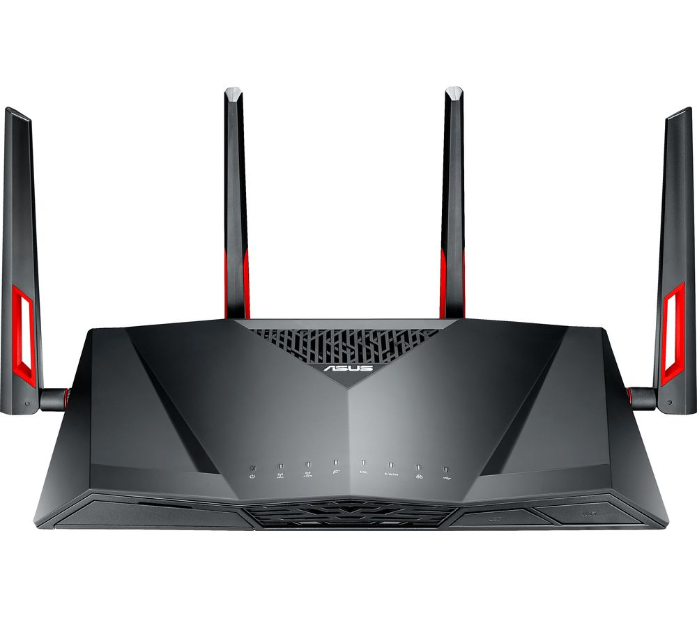 ASUS DSL-AC88U Wireless ADSL/VDSL Router - AC | Bluewater | £219.99