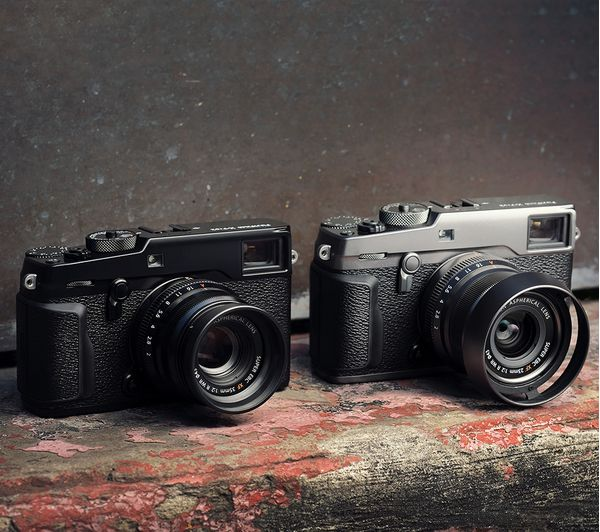 FUJIFILM X Pro2 Mirrorless Camera With 23 Mm F 2 Lens