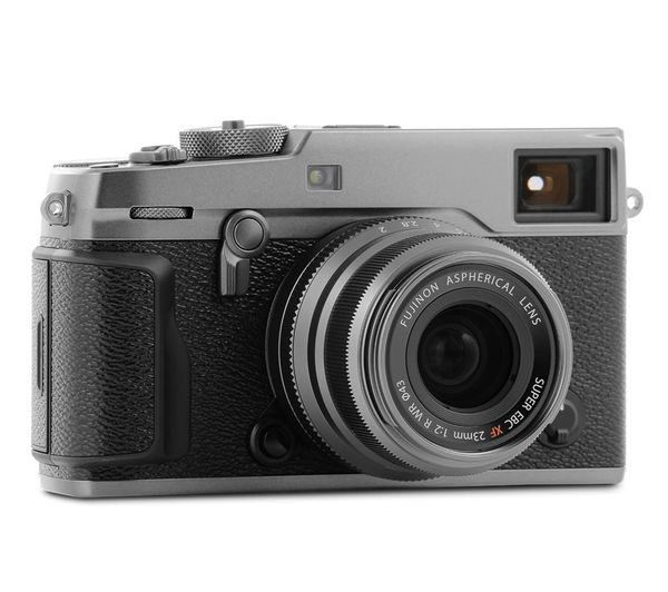 ba5321134 Buy FUJIFILM X-Pro2 Mirrorless Camera with 23 mm f/2 Lens - Graphite ...